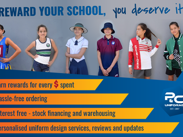 Changing school uniform suppliers can be rewarding!