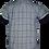 School Shirt Back View