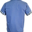 School Uniform Shirt Back View