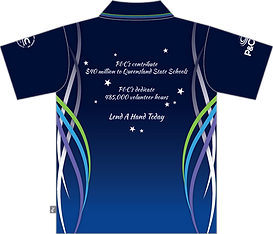 P&C Uniforms Promo Polo Unisex-back.png
