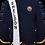 School Unisex Blazer Music Band Jacket Front View