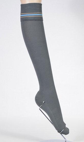 school sock long side view