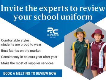 Not sure where to start with a school uniform review? Get expert help...