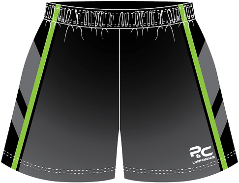 Sublimated Teamwear Sport pant front view