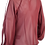 Cantabile Music Blouse Burgundy Back View
