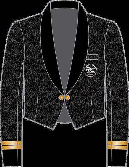 Sublimated Eton Jacket Front View