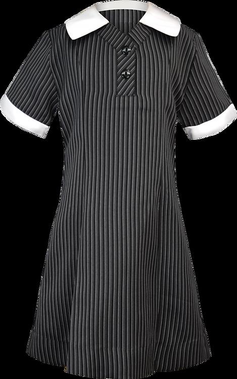 School Uniform Dress Front View