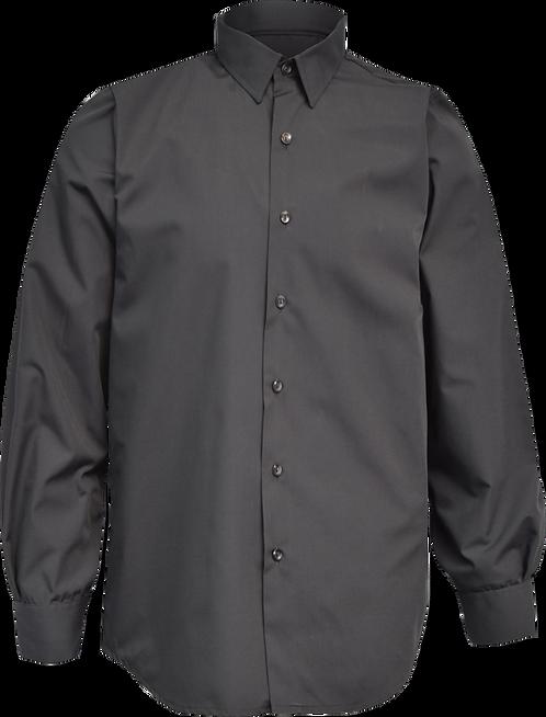 School Long Sleeve Shirt Front View