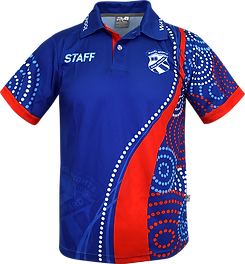 Wavell Heights SS Staff Polo-Front.png