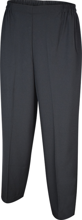 Loose Fit School Trouser Front View