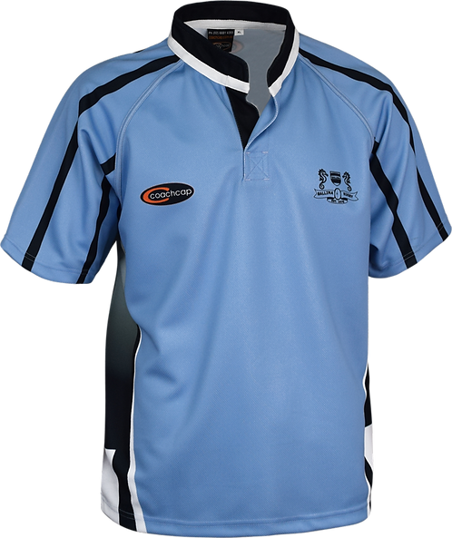 Sublimated Teamwear Sport Shirt Front View