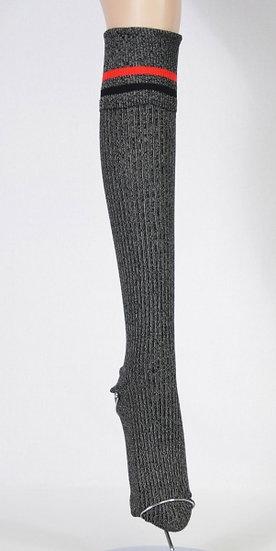 school long sock side view