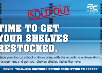 If you're looking for a uniform supplier with on-time delivery, we've got you covered!