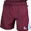 Ladies School Sports Short Front View