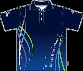 P&C Uniforms Promo Polo Unisex-front.png