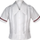 School Uniform Blouse Front View