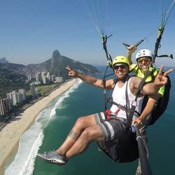 Venha voar no Rio de Janeiro com