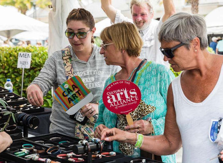 Calling All Artists For 2020 ArtsQuest Fine Arts Festival