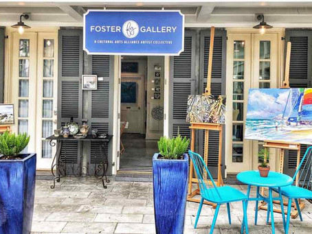 2019 Foster Gallery Summer Rotation Artist Call