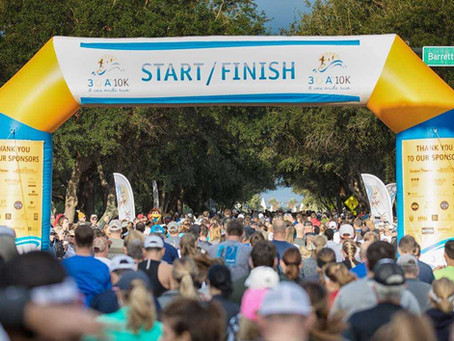 CAA Selected As Charity Partner For 30A 10K Races