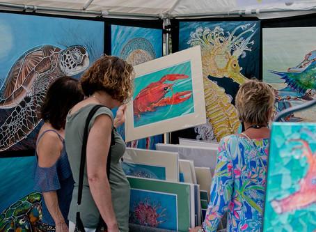 31st Annual ArtsQuest Fine Arts Festival