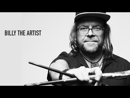 Billy The Artist To Open 2018 Art Week South Walton