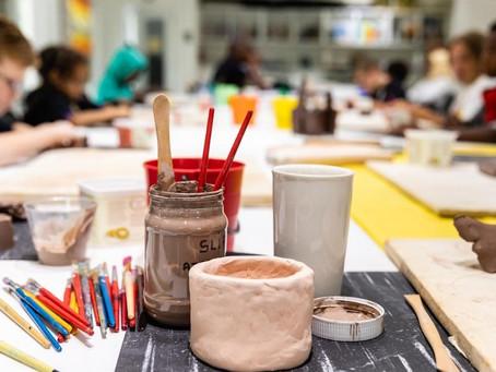 CAA Receives Grants To Open New Pottery Studio At Bayou Arts Center