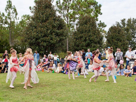 Calling All Kids For The Flutterby Festival