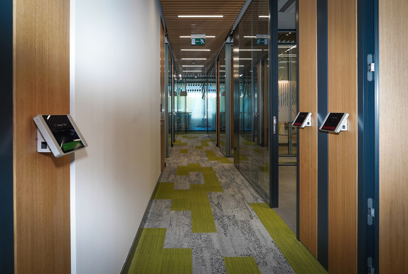 Room and building automation