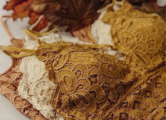 Flower Lace Bralettes