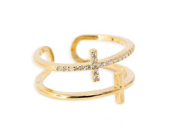 Always Faithful Ring