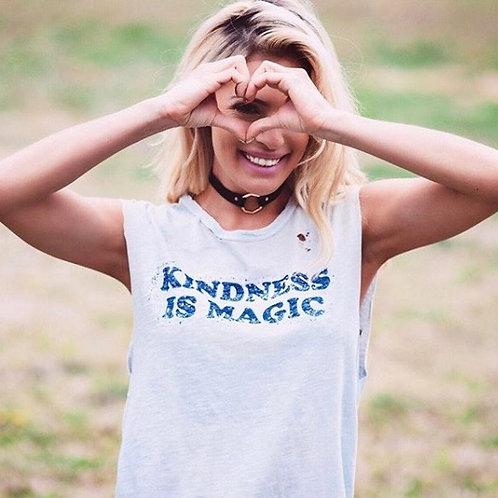 Kindness is Magic Tank