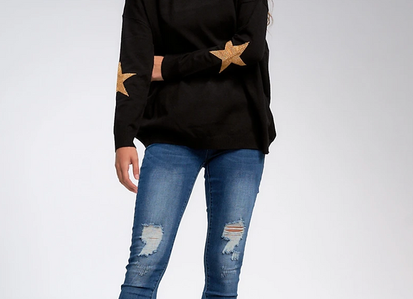 Shine Like a Star Sweater