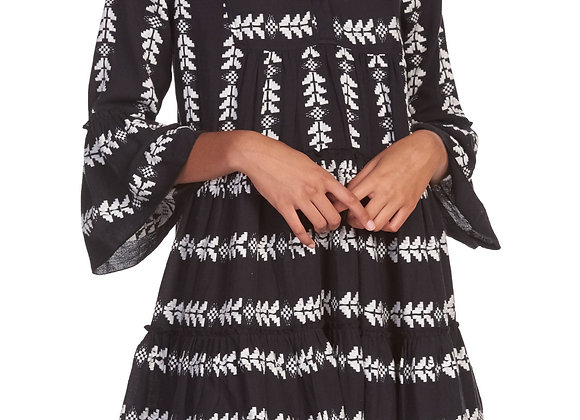 Arrow Midi Dress
