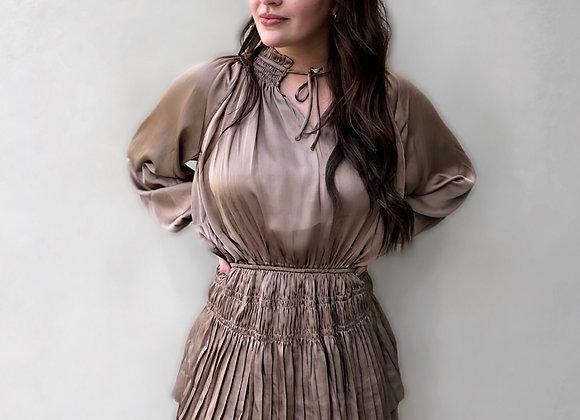 Lana Smocked Dress
