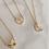 Thumbnail: Moon Pendant Necklace