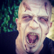 Special Effects Monster Makeup