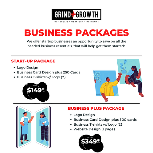 Startup Business Package