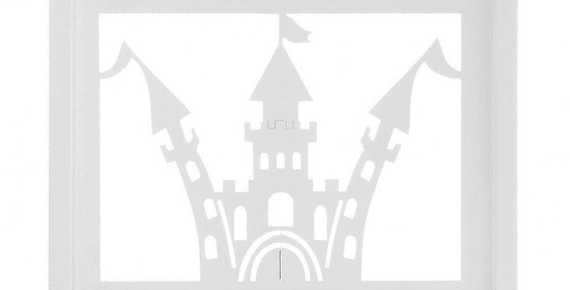 Quadro Castelo - 26x33cm