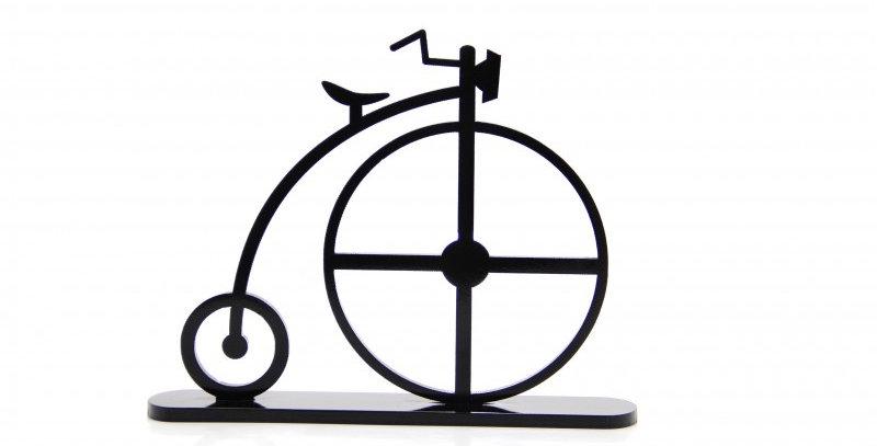 Adorno Bicicleta 1870 tam M - 18x23cm