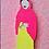 Thumbnail: Boneca Malala Yousafzai - 20,6x7,2cm
