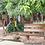 Thumbnail: Gaiola Provençal - 03 - M - 33x16cm