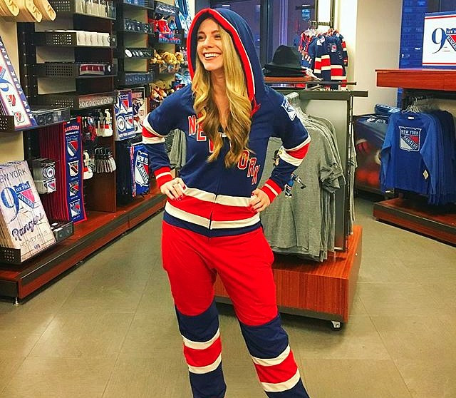 How I Became a New York Ranger and What I Learned My First Season
