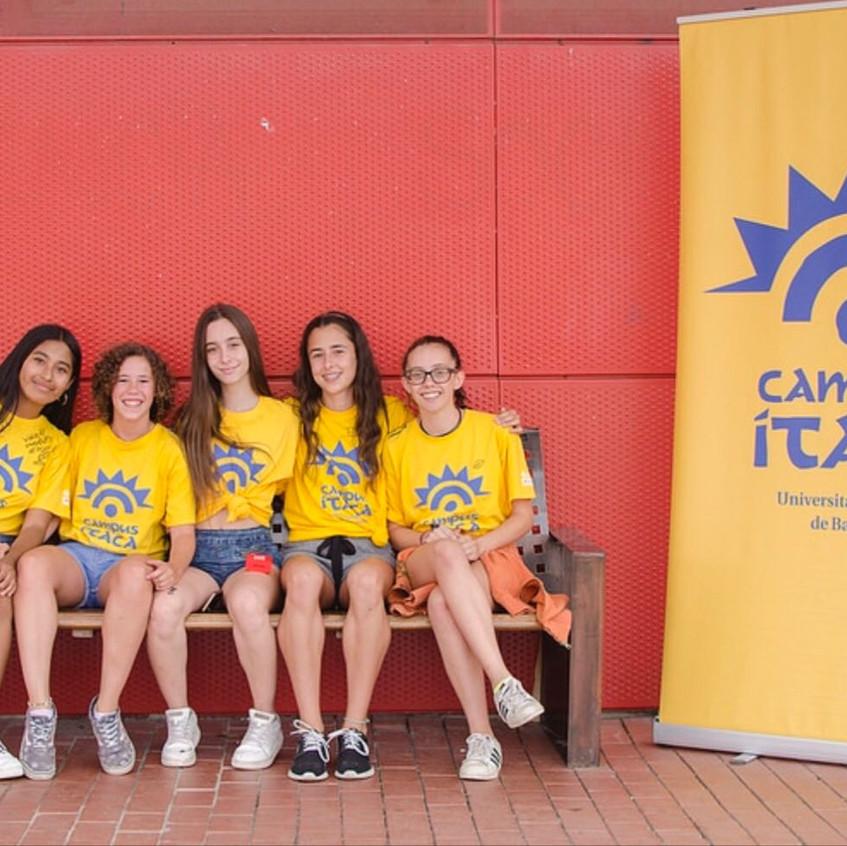 Campus Itaca juliol 2018