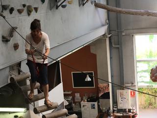 Escalada en rocòdrom