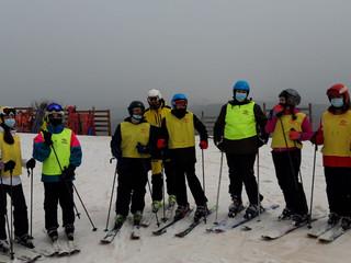 Els alumnes de 3r d'ESO van d'esquiada!