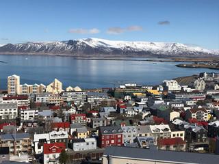 Alumnes de l'Erasmus+ a Islàndia