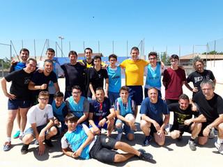 Final de la competició de futbol