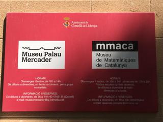 Visita al Museu de les Matemàtiques