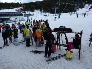Esquiada 3r ESO